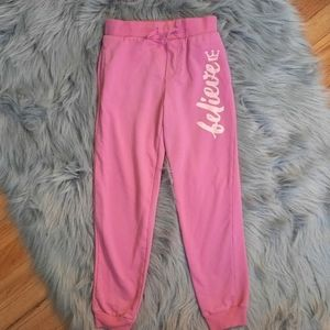 ❤4/$20 Knit Works Terry Joggers